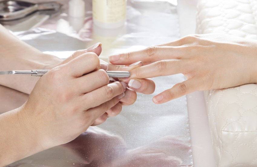 manicure course - babtac related image
