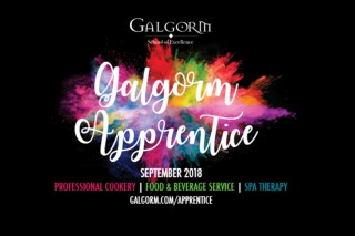 It's official! Bronwyn Conroy Beauty School NI teams up with Galgorm for its Apprentice Programme image