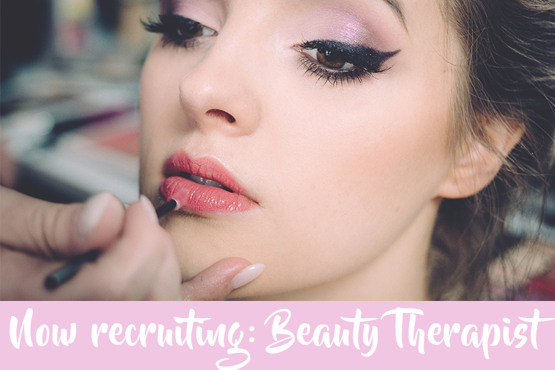 Now Recruiting Part-Time Beauty Therapist Job Belfast related image
